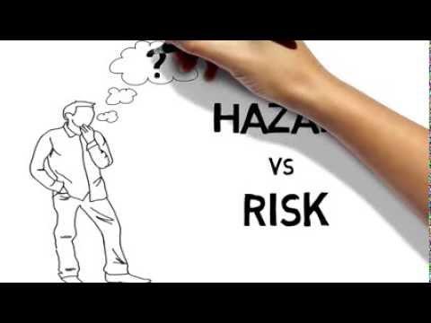 Hazards and risks (видео)