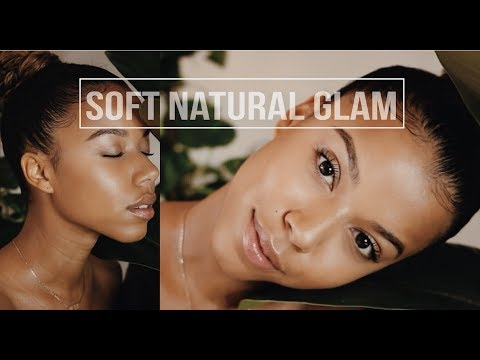 Soft Natural Glam with M.A.C Cosmetics #FixFam