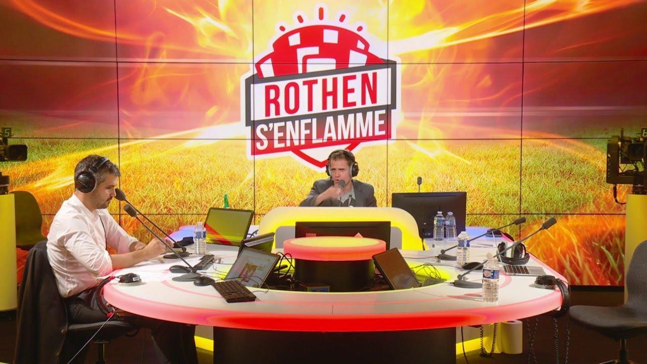 Rothen mise beaucoup sur le trio OM-OL-Monaco en Ligue Europa