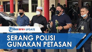 Dihujani Petasan saat Gerebek Kampung Narkoba, Polisi Sebut Modus untuk Para Pelaku Bisa Kabur