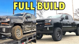 2017 Silverado Z71 Project - Full Build start to finish