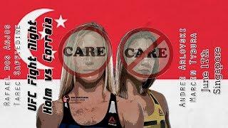 UFC Singapore Care/Don