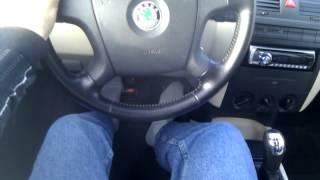 Rozjezd vozidla