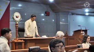 Senator Tito Sotto reelected as Senate president