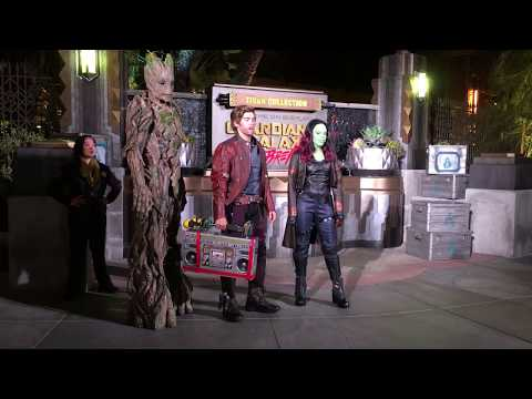 Guardians of the Galaxy: Awesome Dance Off!