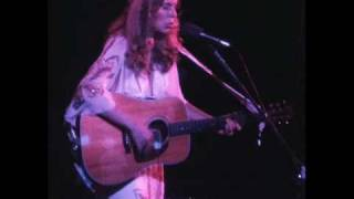 "Two versions of ""Jericho"" -- Joni Mitchell"