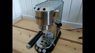 Espressomaschine Delonghi Dedica EC 680 im Test
