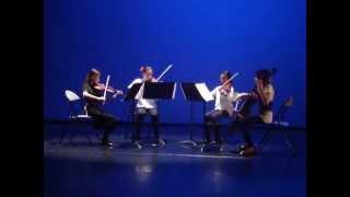 Prélude de Purcell - Quatuor à cordes