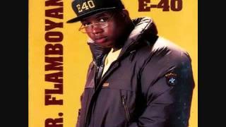 E-40 Mr.Flamboyant Original (Instrumental)