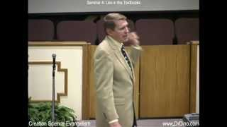 The Kent Hovind Creation Seminar (4 of 7): Lies in the Textbooks