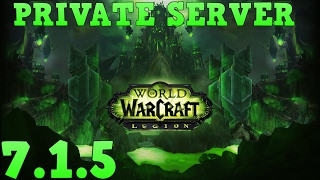 How to Set up Legioncore - First WoW Legion Repack - Most