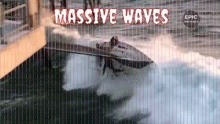 Epic Compilation Massive Waves in the Sea!