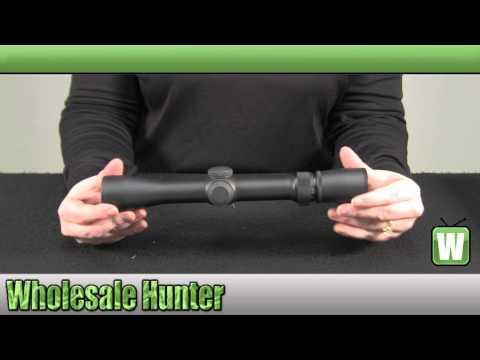 Weaver Classic 2.5-7x32mm Dual-X Reticle Rifle Scope mfg# 849399