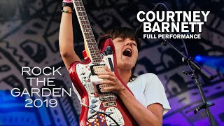 Courtney Barnett   Full Performance (Rock The Garden 2019)
