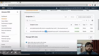 Aws Aurora Db tutorial with Practical Example for beginners