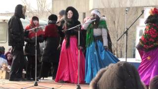 preview picture of video 'Масленица г. Курчатов 2012 ВКО Казахстан'