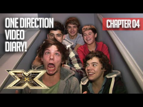 One Direction: The X Factor Diary   Chapter Four   The X Factor UK