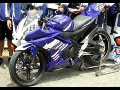 Video Cah Gagah | Video Modifikasi Motor Yamaha R15 Racing Keren Terbaru