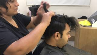 Non-Surgical Hair Replacement Process-IHC