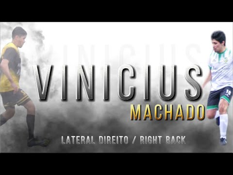 VINICIUS MACHADO - RIGHT BACK / LEFT BACK - 97