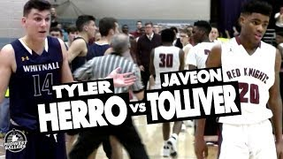 Tyler Herro TAKES OVER In Heated Matchup! Javeon Tolliver Does Not Go Quietly! FULL Highlights