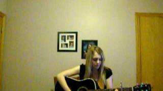 Faith Hill I'm the lucky one cover