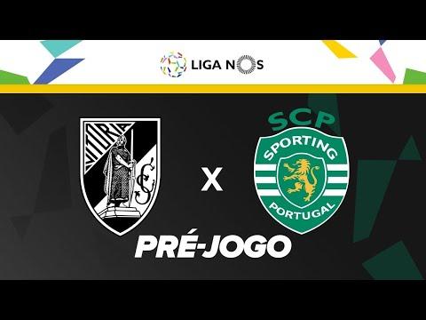 CAMPEONATO PORTUGUÊS AO VIVO! Confira o pré-jogo de Vitória de Guimarães x Sporting pela Liga NOS