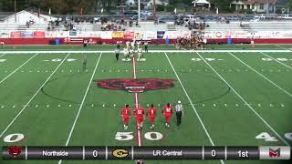 Northside vs. Central 09-29-17