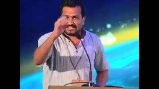 piyush manush speech in neeya naana full episode - 免费在线