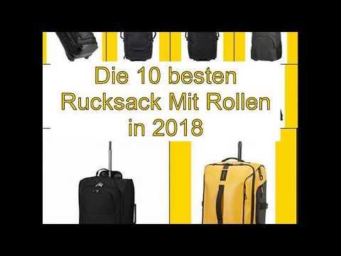 Die 10 besten Rucksack Mit Rollen in 2018