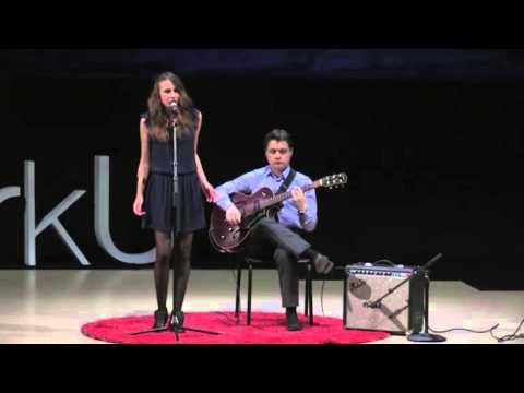 Natasha Roldan & Jorge Gil Live @ TEDxYorkU (Livestream)