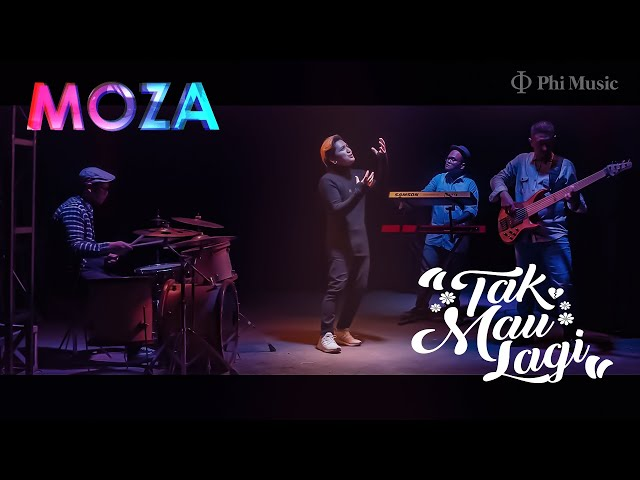 MOZA - TAK MAU LAGI (Official Music Video)