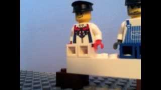 Lego Earthquake Memories