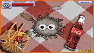 Съедобная ПЛАНЕТА #1 Глазастик на пикнике Съел мышку Мульт игра для детей Tasty Planet