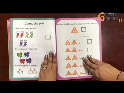 Pre School Maths Book
