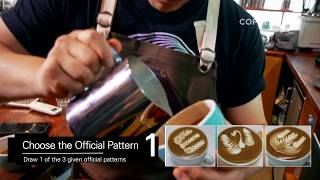 【2018 WLAB】 How To Apply For 'World Latte Art Battle 2018'
