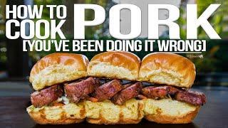 The Best Pork Tenderloin Sliders I've Ever Made   SAM THE COOKING GUY 4K