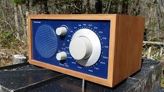 Tivoli Audio Model One Table Radio Review  - Outdoors