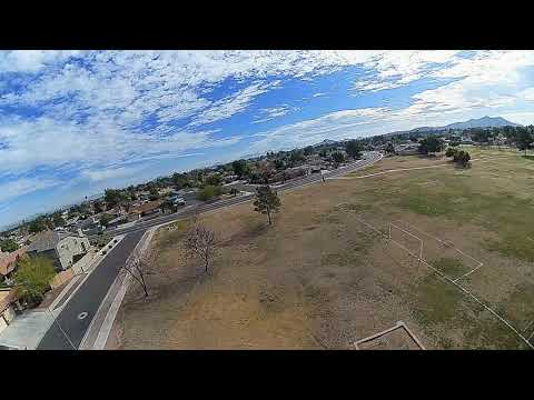 FullSpeed TinyLeader Brushless Whoop - FPV Park 1st Test of New Camera Settings