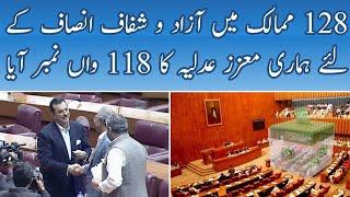 Is Pakistan judiciary corrupt?  Think about it   Tariq Ismail Sagar March 2021