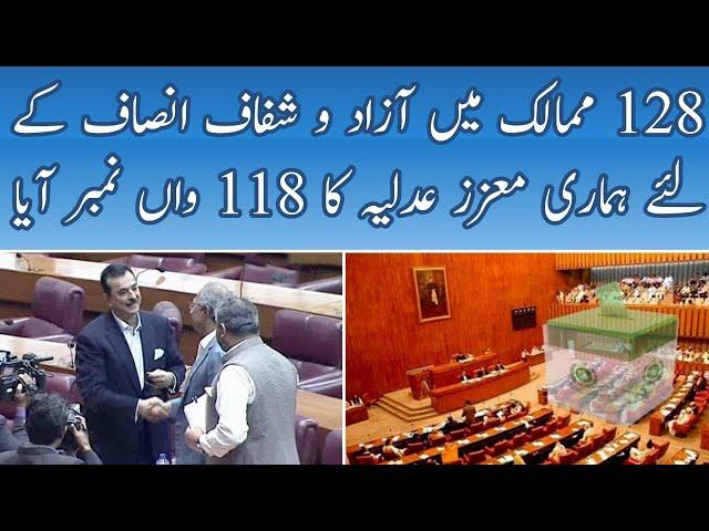 Is Pakistan judiciary corrupt? Think about it - Tariq Ismail Sagar [March 2021]