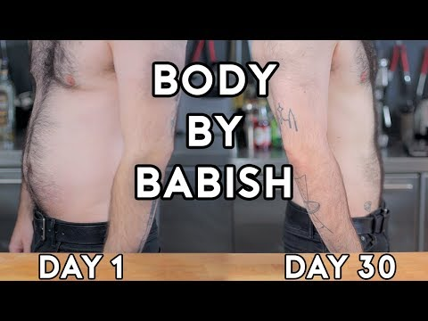 Training like Kratos for 30 Days | Being with Babish