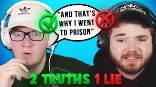 2 Truths 1 Lie Challenge!