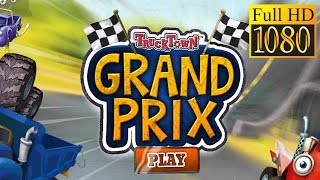 Trucktown: Grand Prix Game Review 1080P Official Nelvana Digital Inc Racing 2016