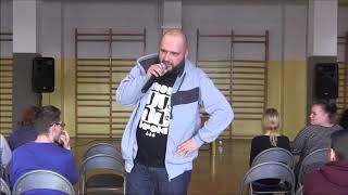 Świadectwo HIOBA - Tomasza Karenko podczas rekolekcji szkolnych - 22 marca 2018 Ożarów Mazowiecki