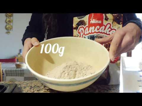 Pancake + Proteine Prozis: come preparare pancake proteici velocemente!