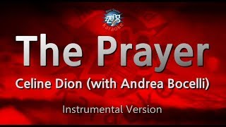 Celine Dion-The Prayer (with Andrea Bocelli) (MR) (Karaoke Version) [ZZang KARAOKE]
