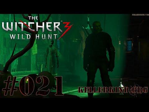 The Witcher 3 [HD|60FPS] #021 Geralt der Geisterjäger ★ Let's Play The Witcher 3