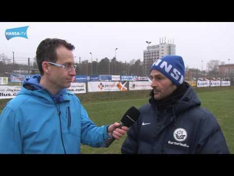 Die Interviews nach dem Testspiel gegen Hertha BSC II