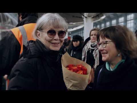 Marina Vladi (Entretien), Марина Влади (Интервью)